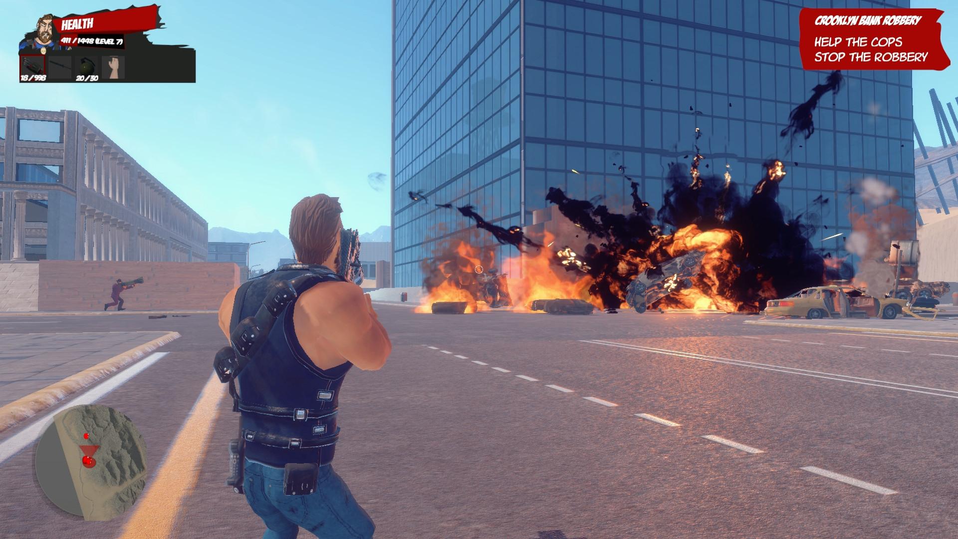 [Image: BruceOutsideExplosion5.jpg]